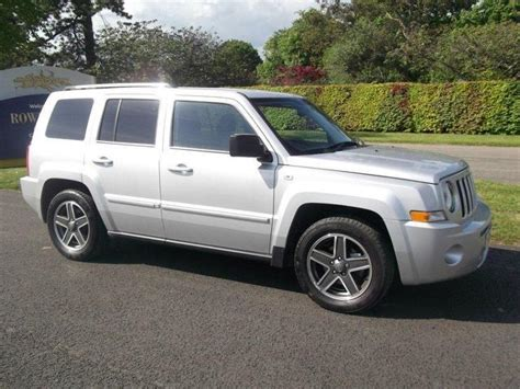 Jeep Patriot 2010 For Sale Used Jeep Patriot 2010 Diesel 2 0 Crd Limited 5dr 4x4