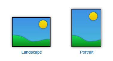 android layout landscape vs portrait art department movie posters twenty first century art