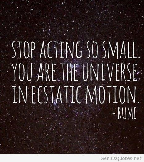 Photo Quotes Universe Quote With Wallpaper