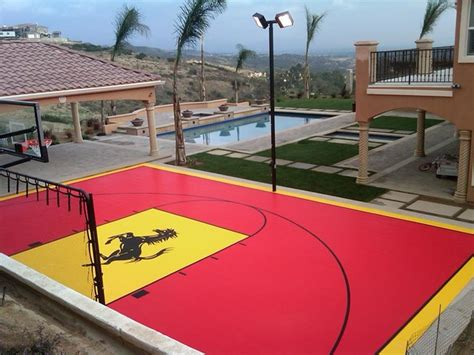 Home Basketball Court Design Mibhouse Com Home Basketball Court Design