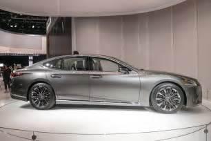 Ls500 Lexus 2018 Lexus Ls 500 F Sport Coming To New York