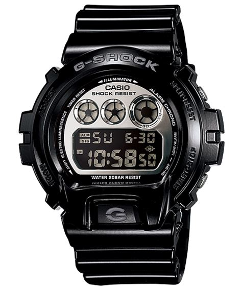 dw 6900nb 1 standard digital g shock timepieces casio