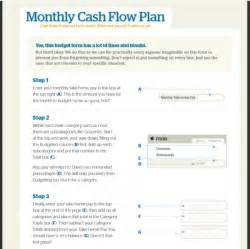 monthly flow template 30 business budget templates free word excel pdf