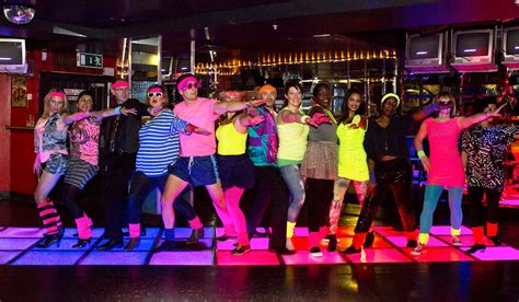 80s dance party ideas awesome hen party from 163 59 pp