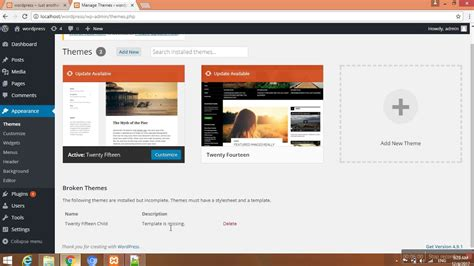 wordpress tutorial in hindi wordpress tutorials in hindi urdu 12 why child theme