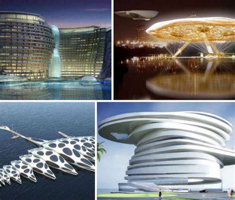 design concept for beach resort futuristic fantasy hotels 14 wild concept designs ideas