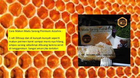 Madu Murni Plus Fresh Honeycomb garansi uang kembali wa 62 813 9855 0306 madu dari