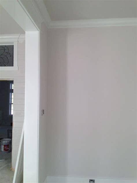 SW Eider white walls w/ pure white trim   Final Colors