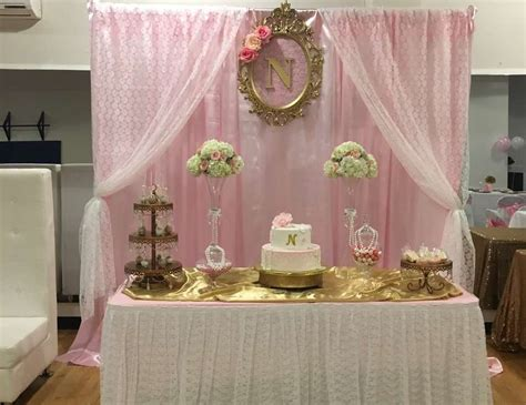 """Vintage / Baby Shower """"Lace and Pearls Babyshower""""   Catch My Party"""
