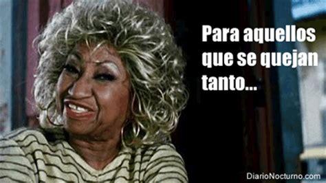 Celia Cruz Meme - celia cruz muri 243 hace 12 a 241 os 8 gifs para recordar a la