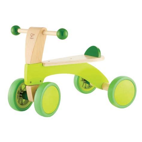 I Do 4 By Hape porteur en bois 4 roues v 233 lo sans p 233 dale ekobutiks 174 l ma boutique 233 cologique jouets bio