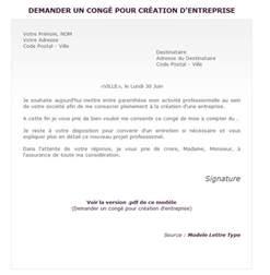 Exemple De Lettre Pour Congé Parental Application Letter Sle Exemple De Lettre De Demande Cong 233 Sabbatique