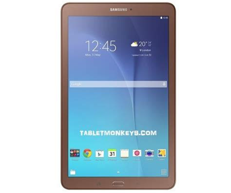 Samsung Galaxy Tab E 9 6 Samsung Galaxy Tab E 9 6 Inch Sm T560 Specs And Info