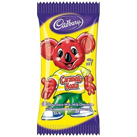caramell p buy cadbury giant caramello koala 40g candy bar sydney