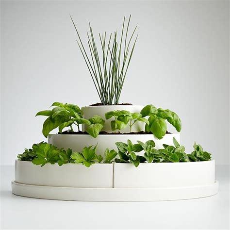 Three Tier Planter by Three Tier Herb Planter Seeds Flowers Plants