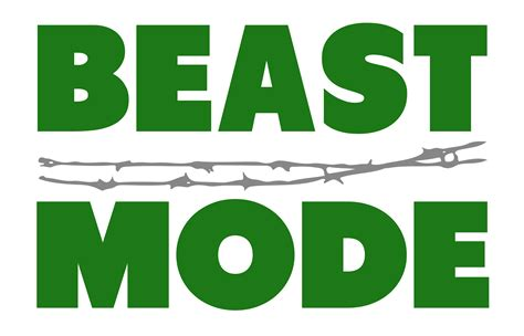 Design Your Own Home Gym by Beast Mode Bodybuilding And Fitness Motivation Slogan