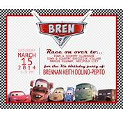 Bren's Disney Cars 7th Birthday Party – I Try DIY