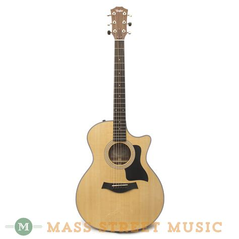 Acoustic Guitar Giveaway 2015 - taylor 314ce acoustic electric guitar mass street