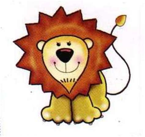 imagenes infantiles leon imprimir imagenes animales infantiles