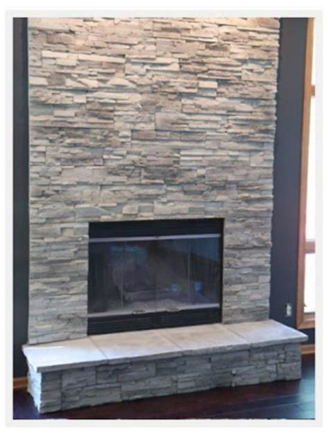 Fireplace Sconces Stone Fireplace Picture Galleries North Star Stone
