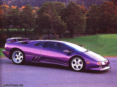 Purple Lamborghini Diablo by Purple Lamborghini Diablo Everything Purple