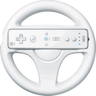 volante wii volante wii wheel de nintendo gizmos