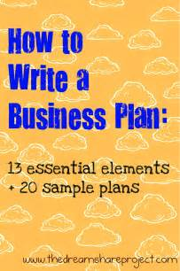 how to make a business plan for a restaurant template how to write a business plan our
