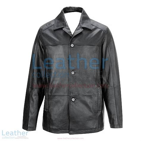 Buttoned Jacket buy buttoned front lambskin thinsulate jacket
