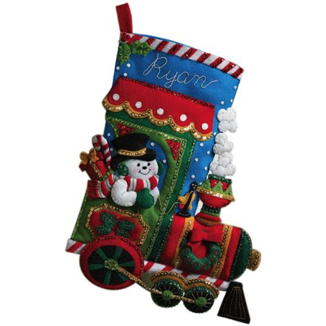 bucilla stocking kits