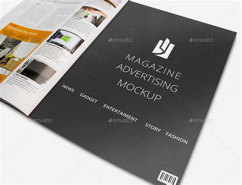 Magazine Ad Template Free by 15 Customizable Magazine Ad Psd Mockup Psd