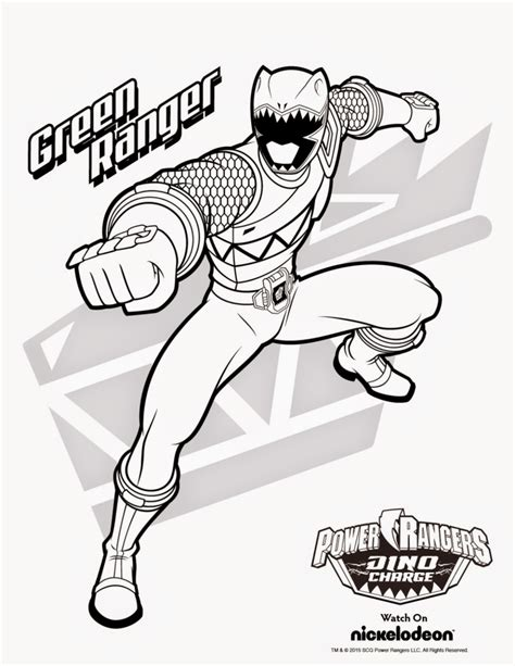 power rangers dino force coloring pages power rangers dyno thunder free coloring pages