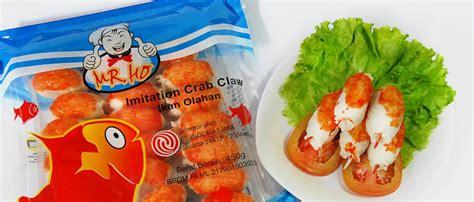 Dijamin Fish Tofu Mr Ho pt indomas jaya specialized in frozen seafood
