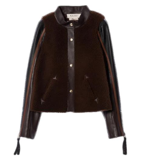Clothes My Back 1222008 by Shearling Bomber Jacket 8 Fall Bomber Jackets Every