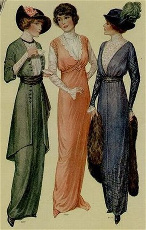 styles of 1914 the big scary world of a new time period