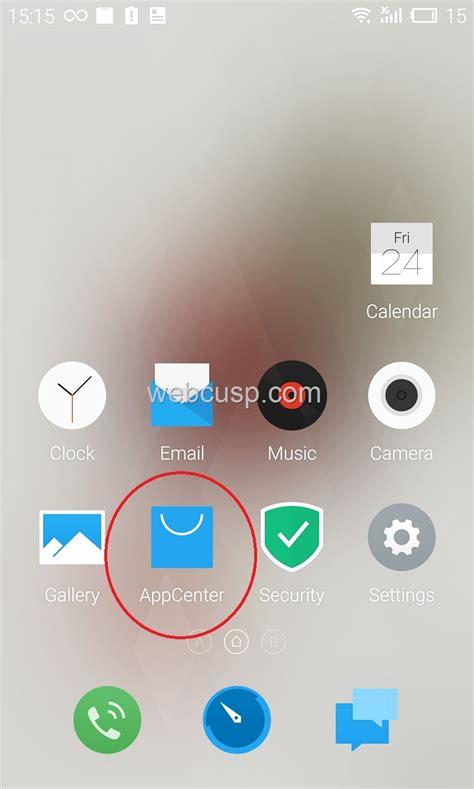Open App Installer Meizu