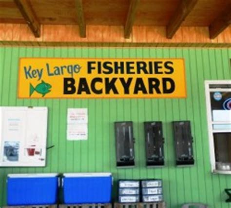 key largo fisheries backyard venues