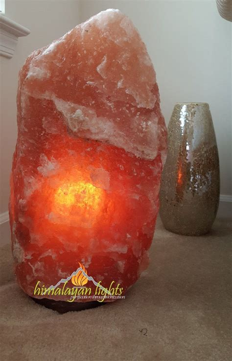 huge himalayan salt l larger himalayan salt ls negative ionizers
