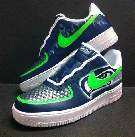 athletic shoes seattle seattle seahawk gel nail ideas studio design gallery