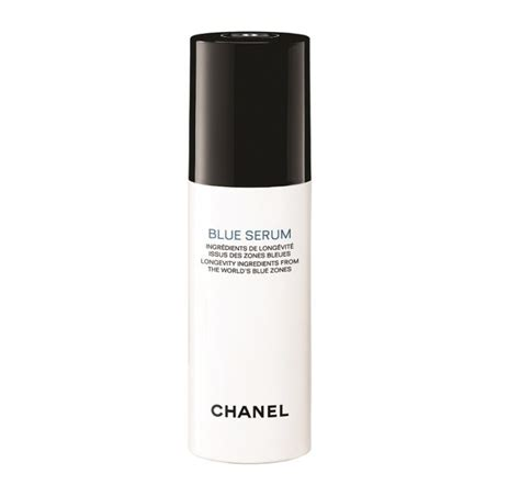 Chanel Blue Serum 30ml this multi purpose serum is instant health in a bottle for