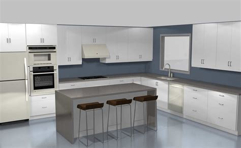 Plan Your Kitchen In 3d Ikea by How Is Ikd S Ikea Kitchen Design Better Than The Home Planner