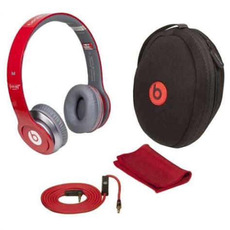 Headset Beats Hd By Dr Dre Dj Beats genuine beats by dr dre hd special edition headphones with talk retail