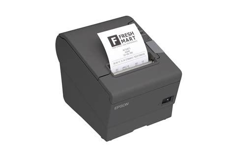 Epson Tm T88v epson tm t88v thermal pos receipt printer pos printers