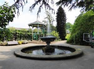 Edgbaston Botanical Gardens Edgbaston Botanical Gardens Botanical Gardens Edgbaston Birmingham And Bandstand At