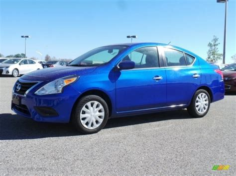 nissan blue 2016 graphite blue nissan versa s sedan 118278062 photo