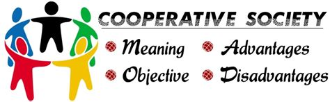 Disadvantages Of Mba In India by Co Operative Society Meaning Features Advantages