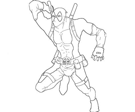 coloring pages to color online and print get this printable deadpool coloring pages online 686815
