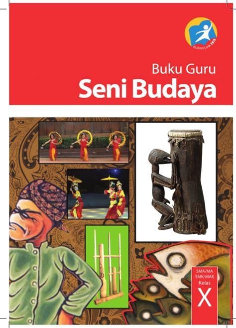 Buku Seni Budaya Kelas 3 Sma pura lessons tes teach