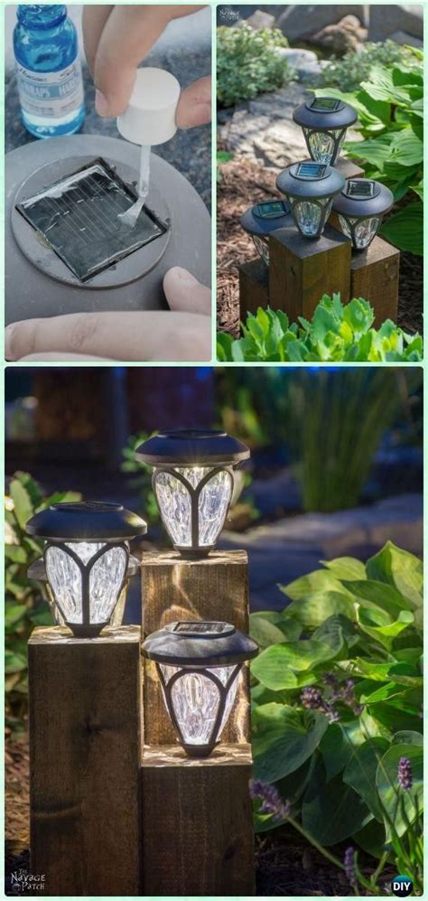 cheap  easy diy lighting ideas  outdoor