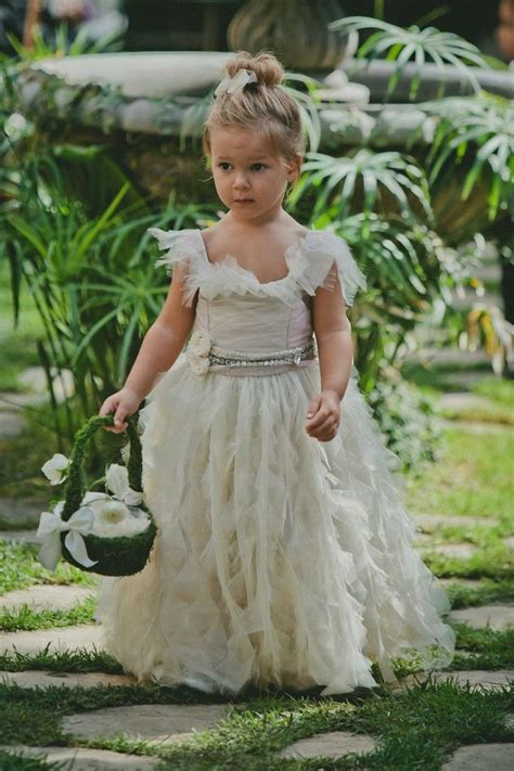 Outdoor Wedding Dresses For Flower by Flower Dresses For Outdoor Wedding