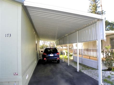 mobile home awning kits mobile home carport pessimizma garage